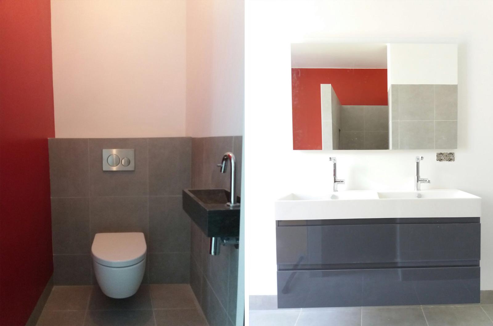Blankestijn Loodgieter badkamer maken Woerden