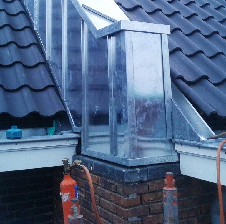 Blankestijn Nieuwbouw Bergen op Zoom dakbedekking plaatsen