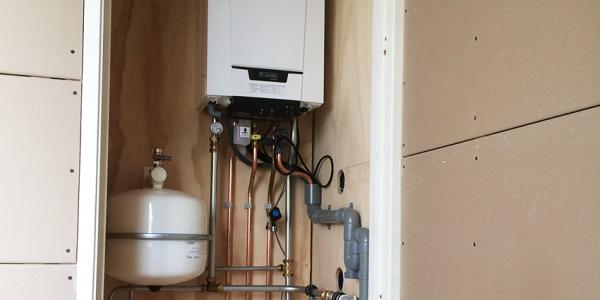 Blankestijn loodgieter woerden cv ketel installatie