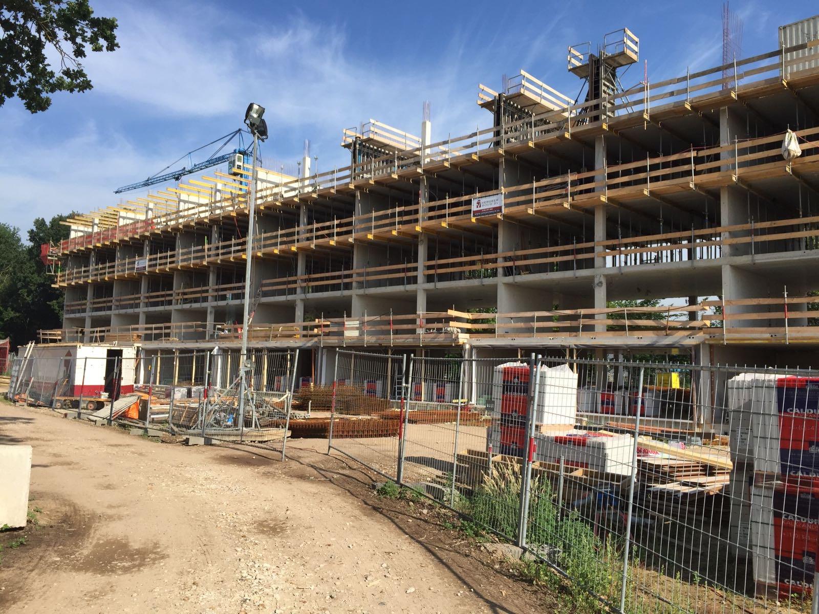 groot woningbouwproject Vinkeveen