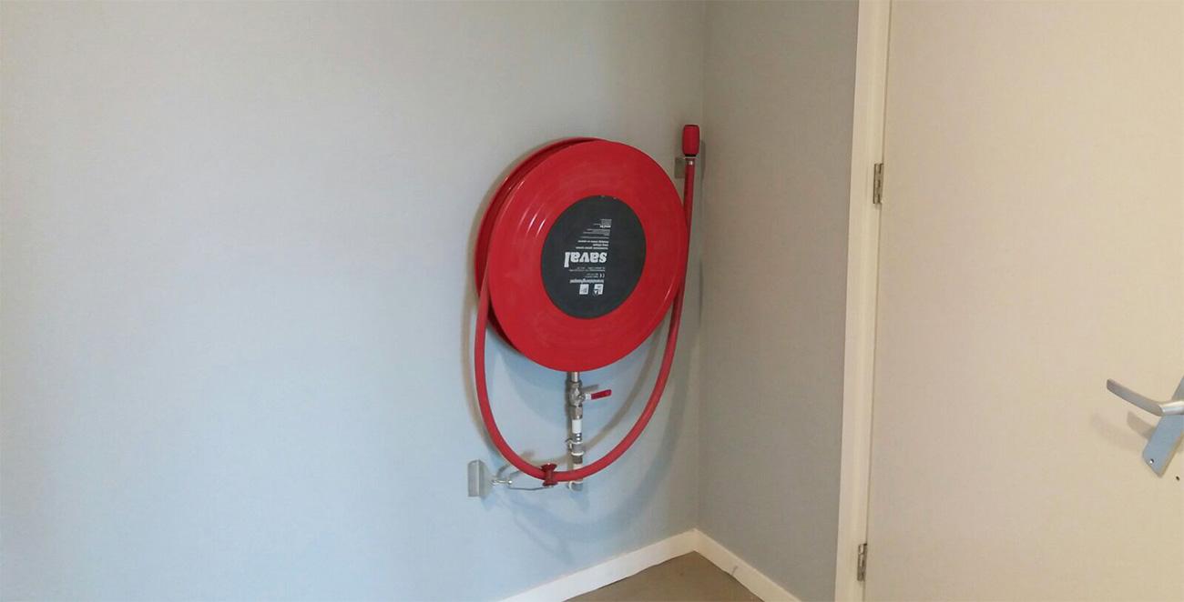sanitair, cv-ketel brandblusser plaatsen Leerdam