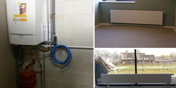 cv-ketel en verwarming plaatsen Leerdam