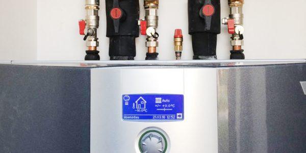 warmtepompinstallatie blankestijn